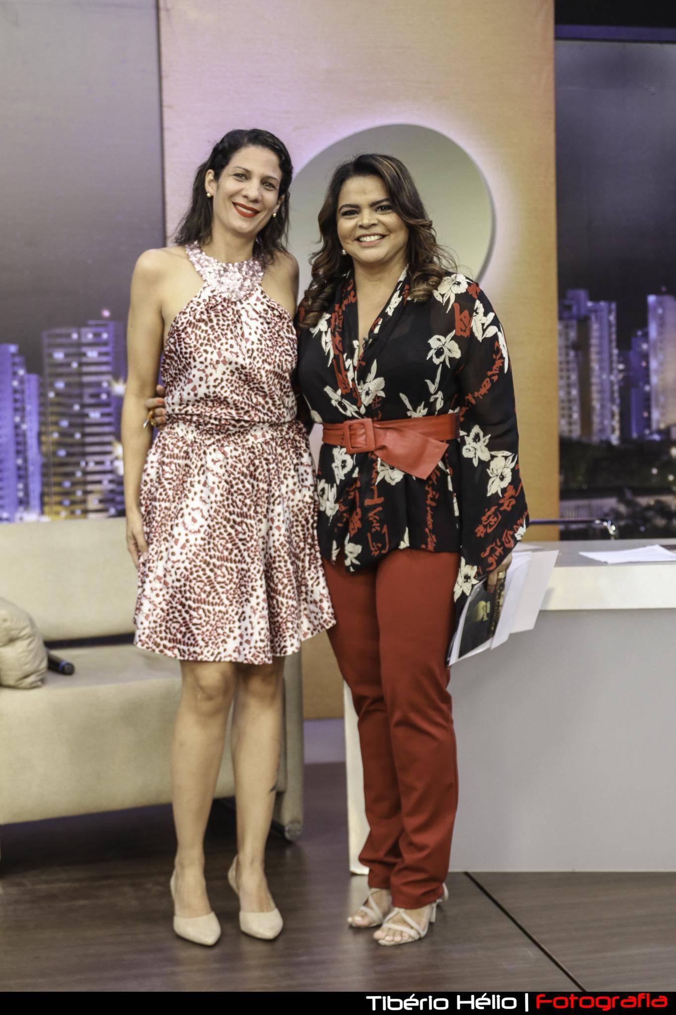 No Falando Nisso de hoje [23.05.17], vamos com a psicóloga Nadia Pinheiro sobre fobia