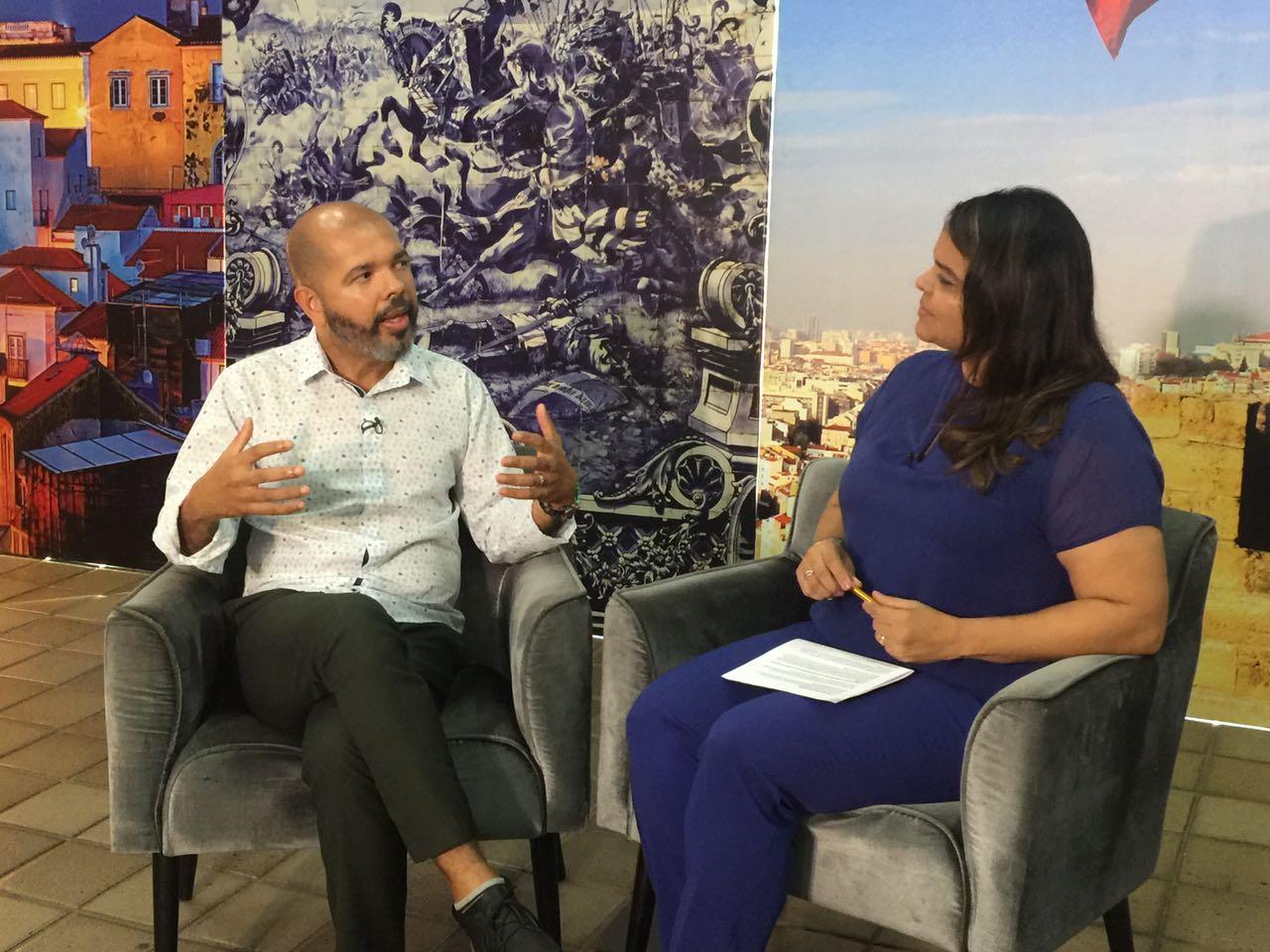 FALANDO NISSO [8.06.17], com o Doutor em Educação Hugo Monteiro Ferreira, na Entrevista Nacional.