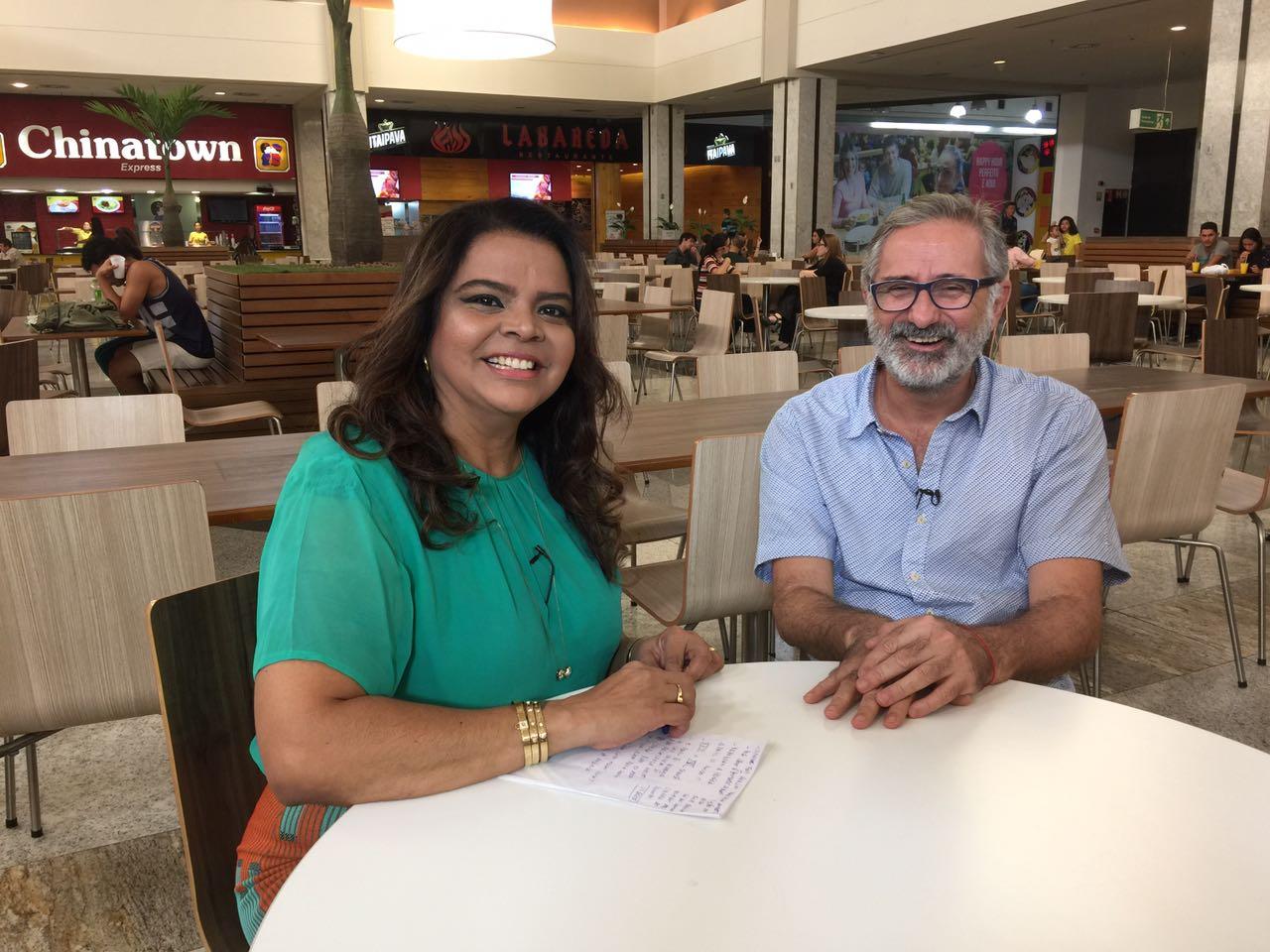 Marcelo Gomes, a Entrevista Nacional de 01.06.17