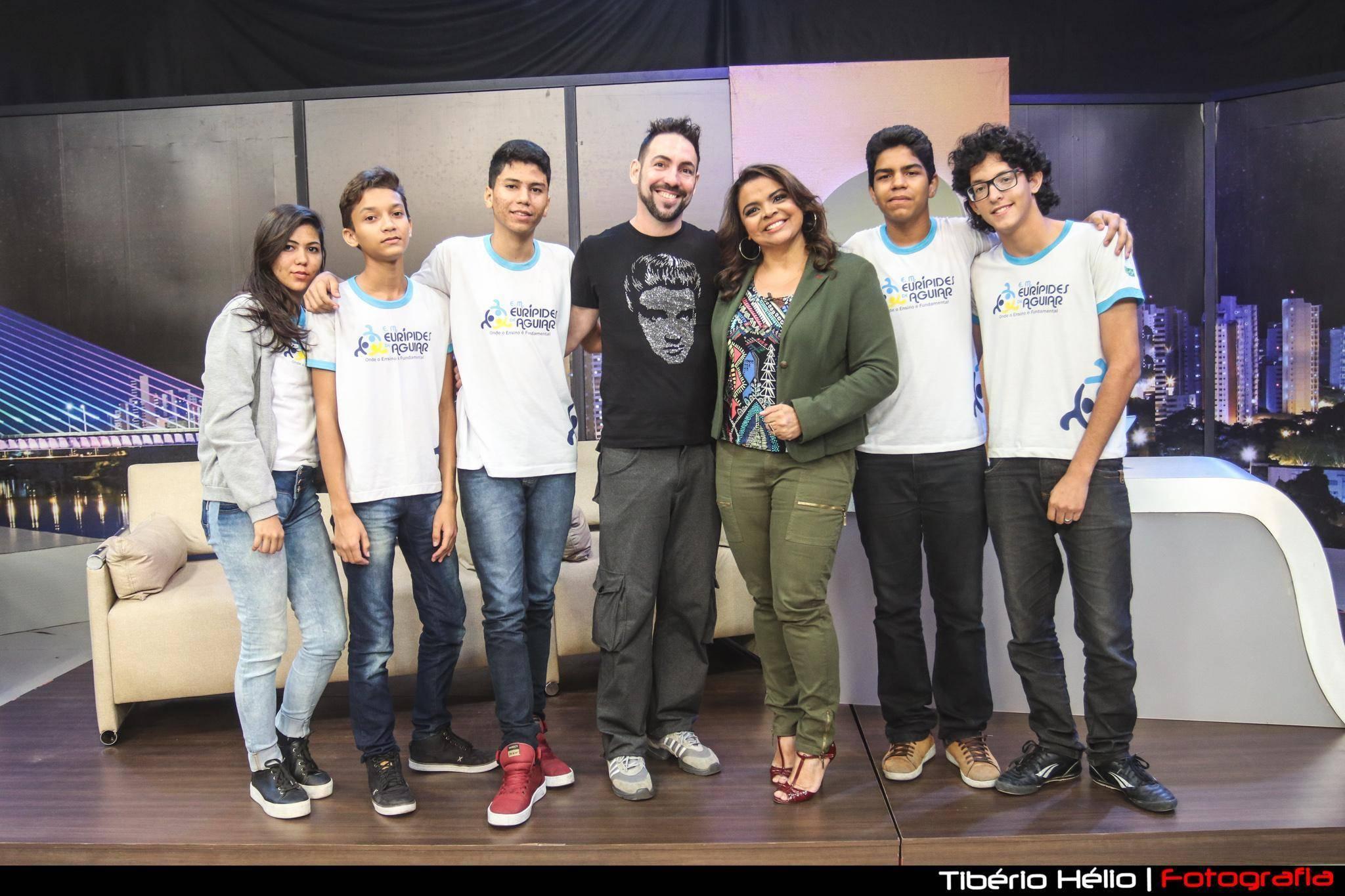 No Falando Nisso de hoje [20.07.17], a nossa entrevista nacional é com a mestre em educação Priscila Pereira Boy