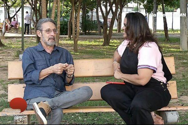 """NO FALANDO NISSO DE HOJE [24.05.18], VAMOS BATER UM PAPO COM O JORNALISTA E ESCRITOR PAULO JOSÉ CUNHA, NO QUADRO """"FORA DO ESTÚDIO"""".  ELE FALA DA CARREIRA E DOS LIVROS PUBLICADOS"""