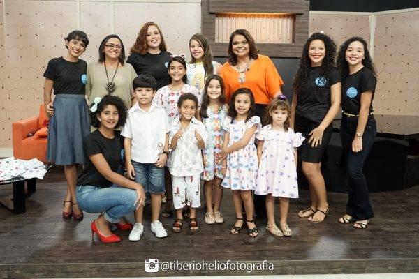 PROJETO DRESS RABISK É DESTAQUE  DO FALANDO NISSO DESTA QUARTA (13)