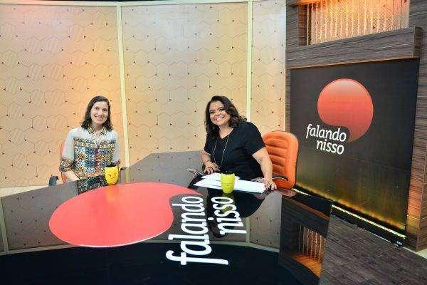 SEGUNDA-FEIRA(17/06), RECEBEMOS NO FALANDO NISSO A MÉDICA ONCOLOGISTA VANESSA CASTELO BRANCO E A ESTUDANTE LYZANDRA SILVA DE SOUSA.