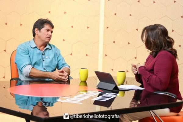 NESTA QUARTA (10) CONVERSAMOS COM O PROFESSOR LUÍS CARLOS MELO